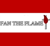 FAN THE FLAME 160X160