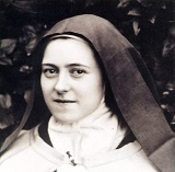 saint therese3 160x160